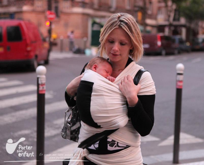 bien porter son bébé